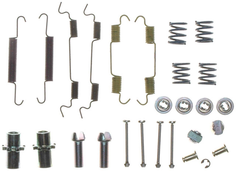 ACDelco 18K1212 Professional Rear Parking Brake Hardware Kit