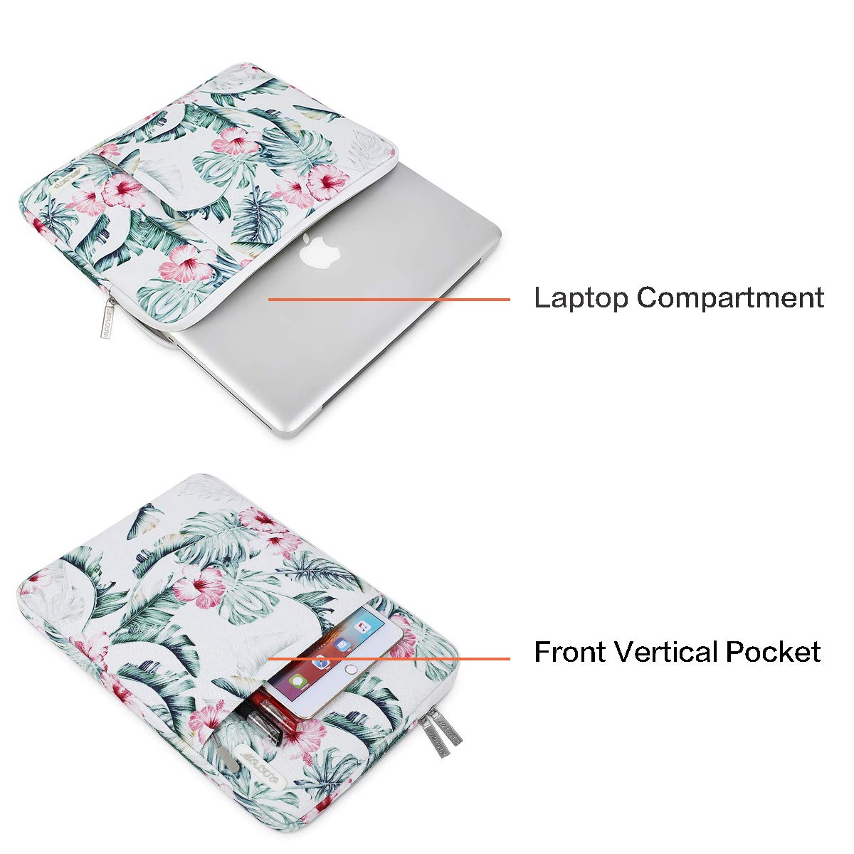 Airy Blue Polyester Vertical Style Water Repellent Case Bag Cover MOSISO Laptop Sleeve Compatible with 13-13.3 Inch MacBook Air//MacBook Pro Retina 2012-2015 Laptop Notebook