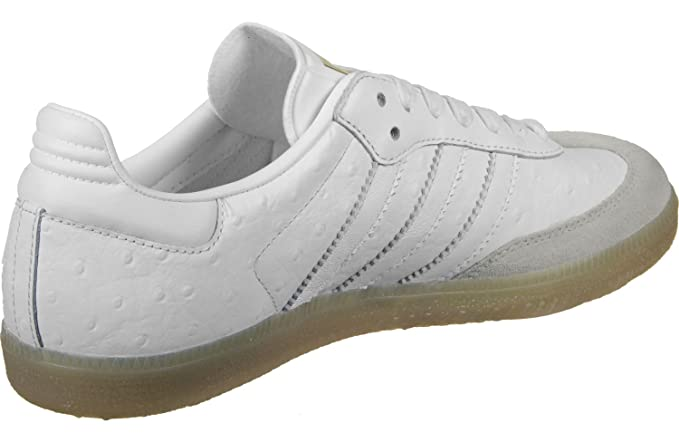 b2a10f7a3 Image Unavailable. Image not available for. Color: Adidas Samba Womens Sneakers  White