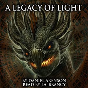 A Legacy of Light Audiobook
