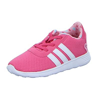 Adidas Chaussures Lite Racer Infinity Rose Bébé Fille