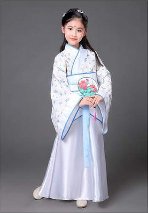 Disfraz de Princesa de Danza para niños, Ropa Tradicional China ...