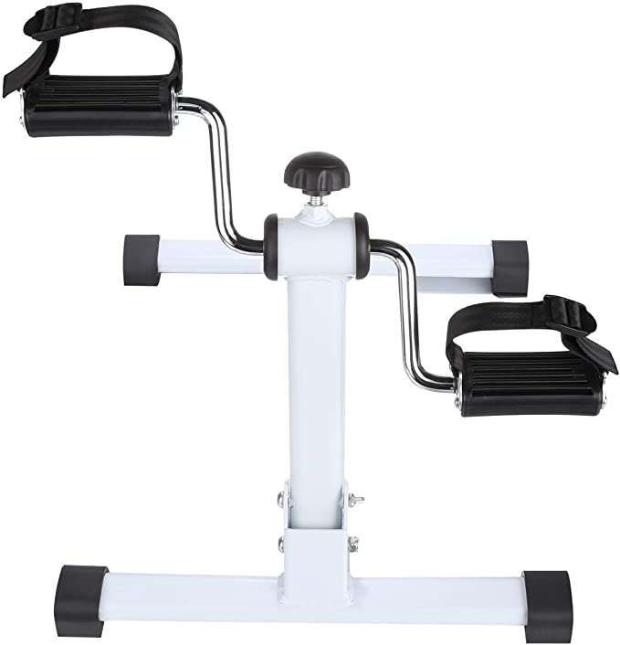 CORGY Mini Pedal Exerciser pierna y brazo ejercicio Peddler ...