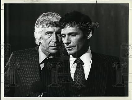 1978 Press Photo Actor Ron Leibman, Patrick O'Neal in