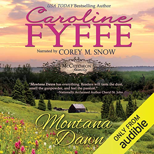 Montana Dawn: McCutcheon Family Series, Book 1