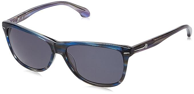 Calvin Klein Gafas de Sol CK-4194S-194 Azul: Amazon.es: Ropa ...