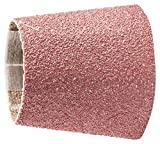 PFERD 41357 Tapered Type Abrasive Spiral Band, Aluminum Oxide A, 1-1/8 to 7/8'' Diameter x 1-3/16'' Length, 80 Grit (Pack of 100)