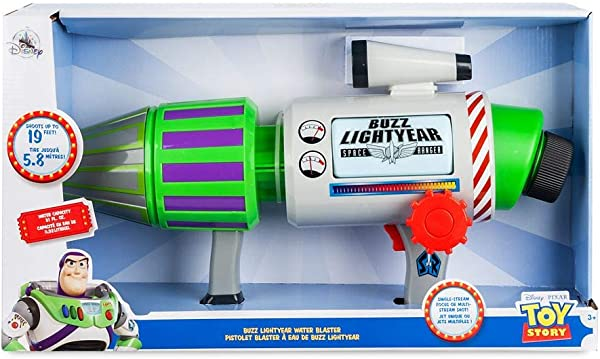 Disney Toy Story Buzz Lightyear Water Blaster