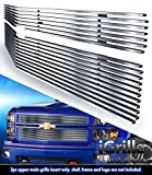 2014 billet grill chevy silverado - eGrille Stainless Steel Billet Grille Grill Fits 2014-2015 Chevy Silverado 1500