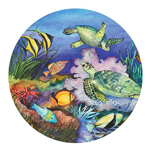 (Thirstystone Drink Coaster Set, Sea Turtles)