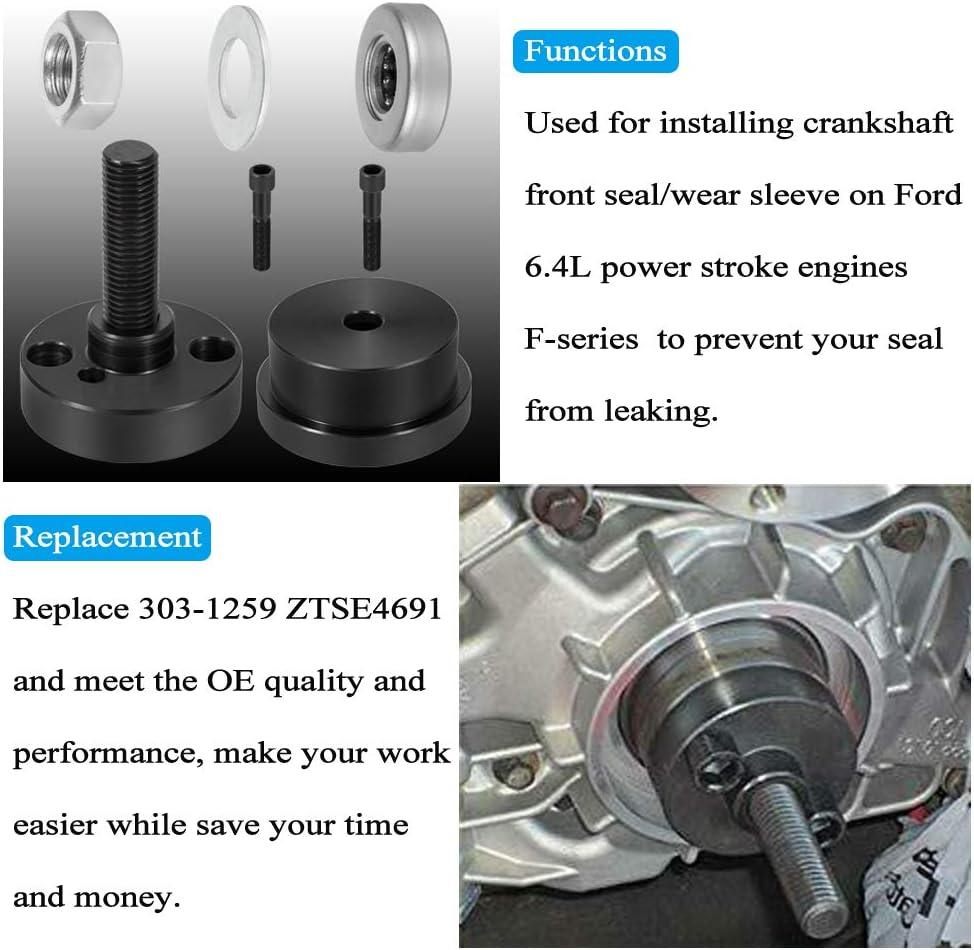 303-1259 Crankshaft Front Seal Installer for 6.4L Powerstroke Diesel 2008-2010