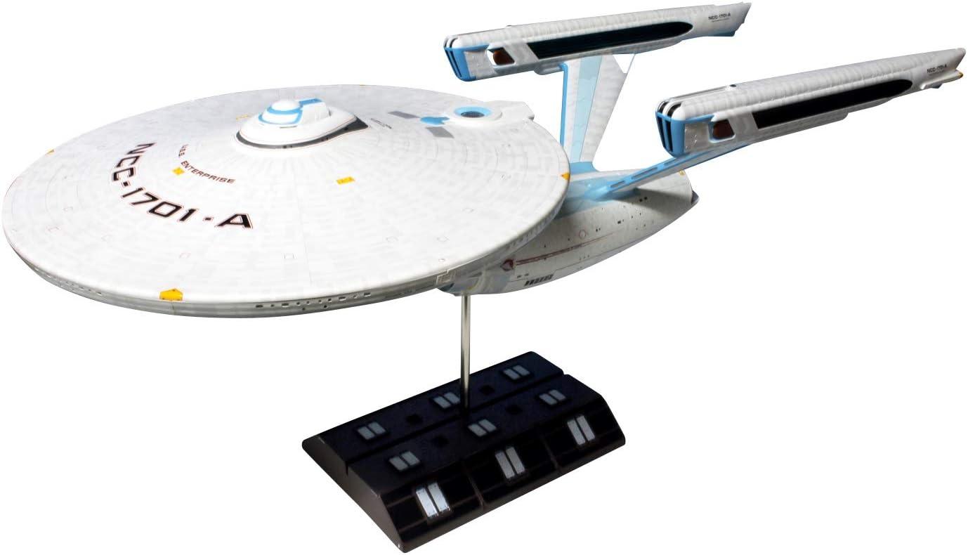 Polar Lights Star Trek USS Enterprise Refit, 1:350 Scale: Toys & Games