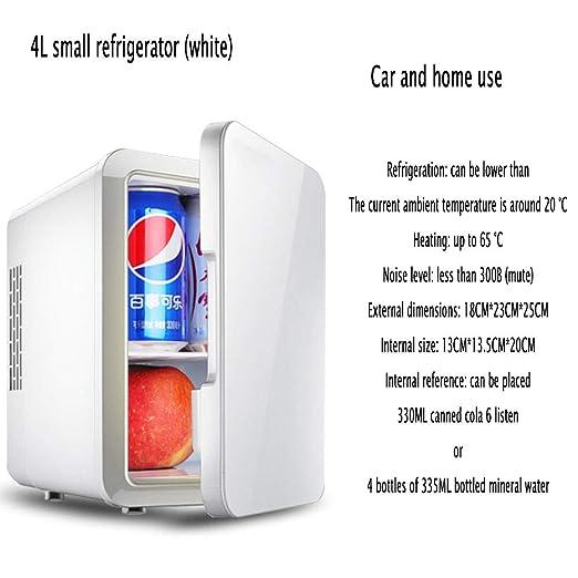 YIWANGO 4L Portátil Refrigerador Fría Caliente Doble Función Viaje ...