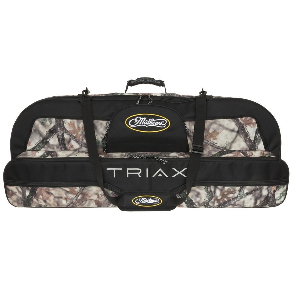 October Mountain Mathews Edition Triax Bow Case Lost XD/Black 41''