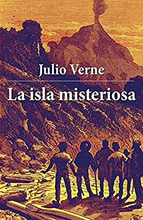 La isla misteriosa eBook: Verne, Julio: Amazon.es: Tienda Kindle