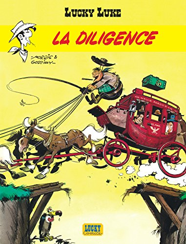 La Diligence (Lucky Luke) (French Edition)