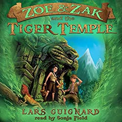 Zoe & Zak and the Tiger Temple