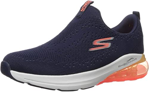 Skechers Go Run Air, Zapatillas sin Cordones para Mujer: Amazon.es: Zapatos y complementos