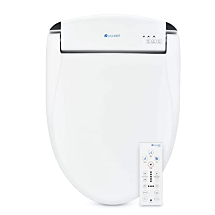Awesome Brondell Swash Se600 Bidet Toilet Seat Fits Elongated Toilets White Bidet Oscillating Stainless Steel Nozzle Warm Air Dryer Ambient Nightlight Pabps2019 Chair Design Images Pabps2019Com