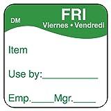 DayMark DissolveMark Day of the Week Trilingual