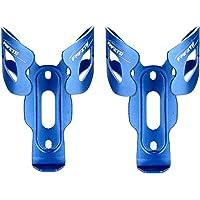 T-One Fahrrad Flaschenhalter Getränkehalter X-Wing verstärkter Kunststoff blau