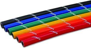 Silicone Vacuum Hose 10mm x 100cm Red Mishimoto