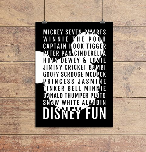 disney posters for kids room