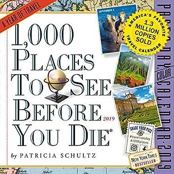 Amazon.com: 1000 lugares para ver la página de color ...