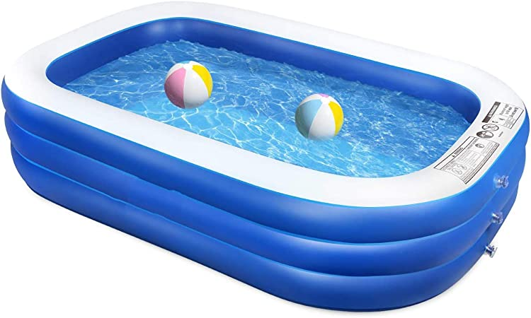 WSN Familia Piscina Inflable, 92