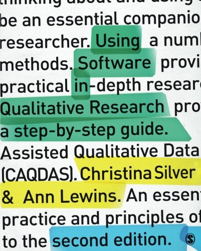 Using Software in Qualitative Research (Analysis Software Qualitative)