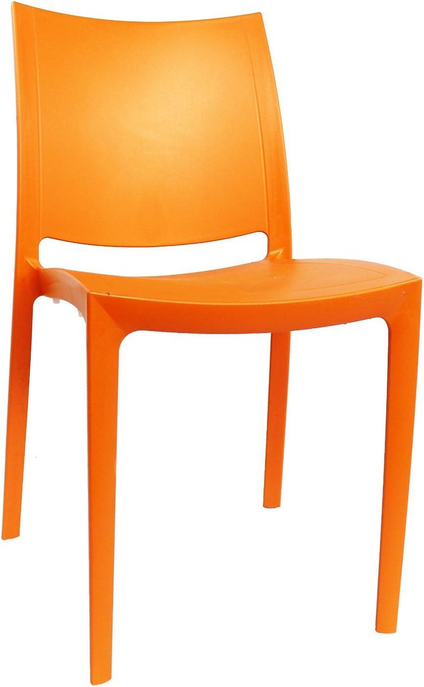 Orange Olympus Plastic Office//Home//Garden//Living Room