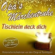 Tischlein deck dich (Opa's Märchentruhe) |  N.N.