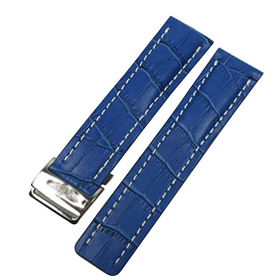 Amazon.com: Watch Straps Breitling Bracelet Wristband ...