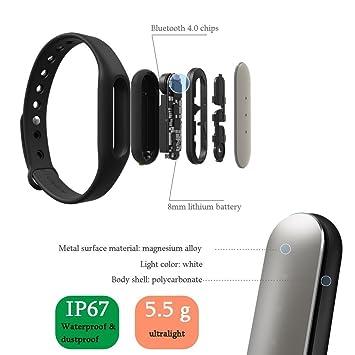Xiaomi band 1s батарея пластиковый чехол к беспилотнику фантом