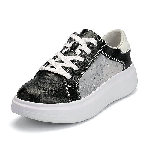 LFEU - Zapatillas altas Mujer , negro (negro), 39: Amazon.es: Zapatos y complementos