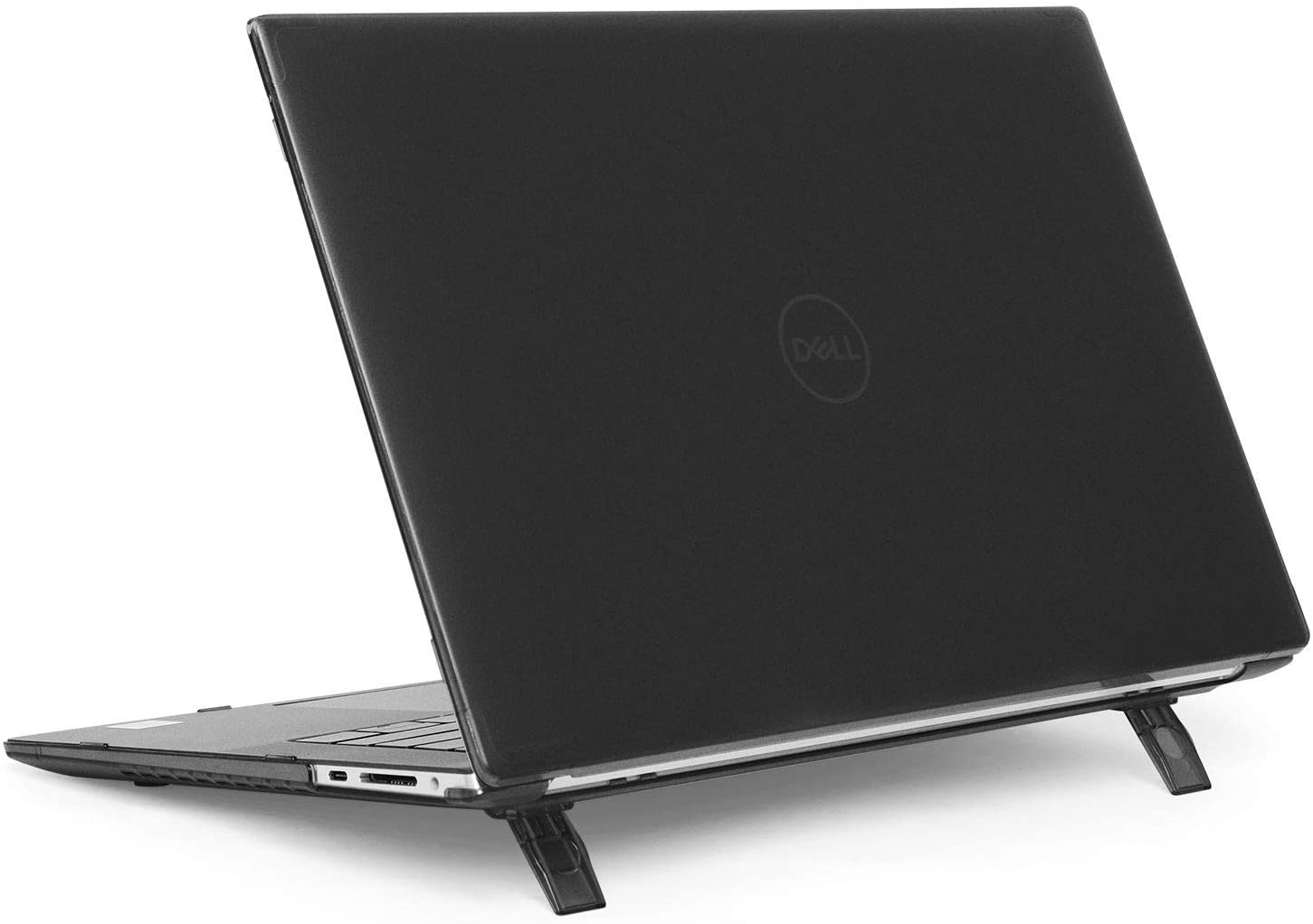 "mCover Hard Shell CASE for New 2020 15.6"" Dell XPS 15 9500 / Precision 5550 Series Laptop Computer (Black)"