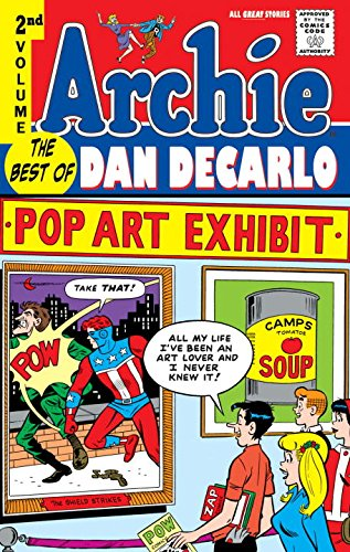 Download Archie: The Best of Dan DeCarlo Volume 2 pdf epub