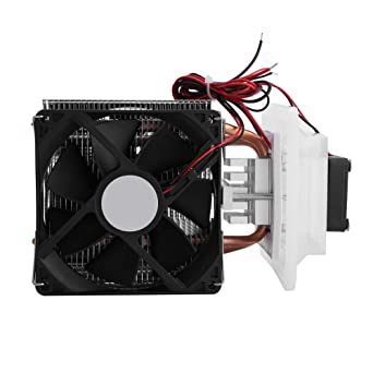 12V DIY Semiconductor Refrigeration Thermoelectric Air Cooler /& Power Supplies