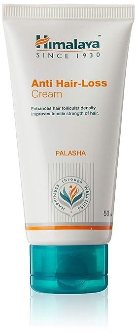 Himalaya Herbals Anti Hair Loss Cream, 50ml Hair Creams at amazon
