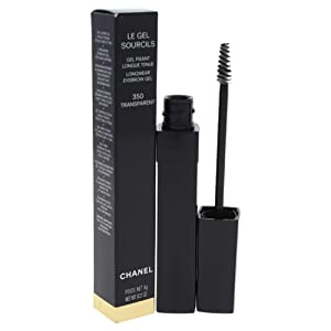 Chanel Le Gel Sourcils Longwear Eyebrow Gel 350 Transparent for Women, 0.21 Ounce