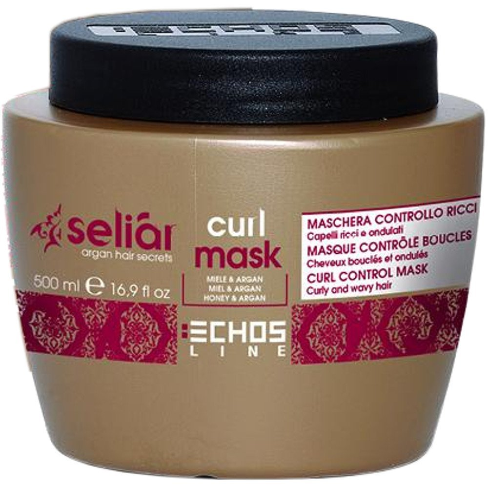 Echosline Mascarilla Curl Seliar 500Ml 500 ml
