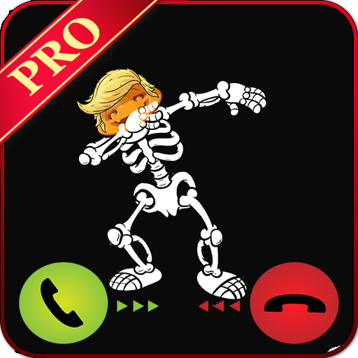 Call From Dabbing Funny Cute Skeleton Pumpkin Halloween 2018 ()
