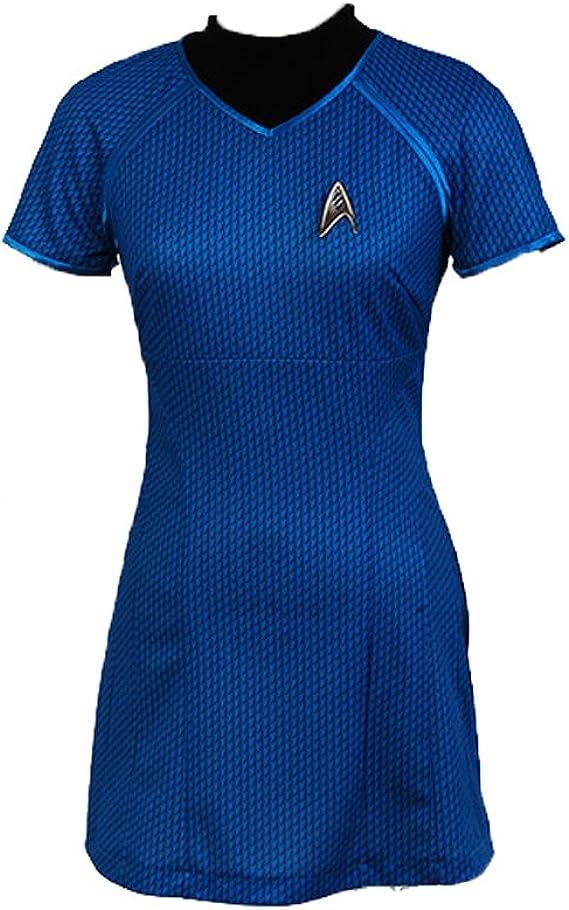 Disfraz del uniforme de Marcus de Star Trek into Darkness (color ...
