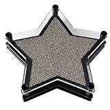 "6"" Star Pin Art Game for Kids or Adults by ArtCreativity-Pin Art Toy for Autistic Kids-Stainless Steel Metal Pins, Sturdy Plastic Frame-Great Party Favor/Gift for Boys-Girls/Office Desk Decoration"