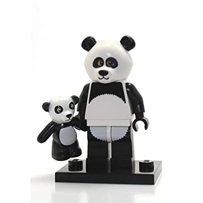 The Lego Movie Panda Guy Minifigure Series 71004: Toys & Games
