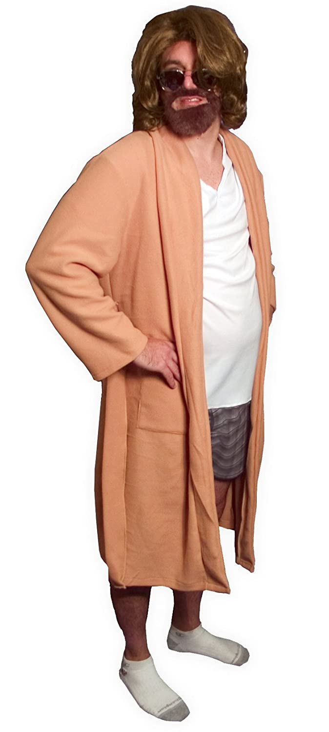 Amazon.com: Big Lebowski The Dude Bath Robe Outfit (Standard): Clothing