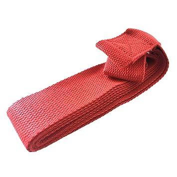AZX Correa para Esterilla de Yoga, Cinturón Ajustable Yoga ...