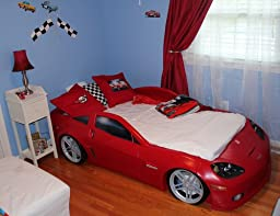customer reviews step2 corvette bed with