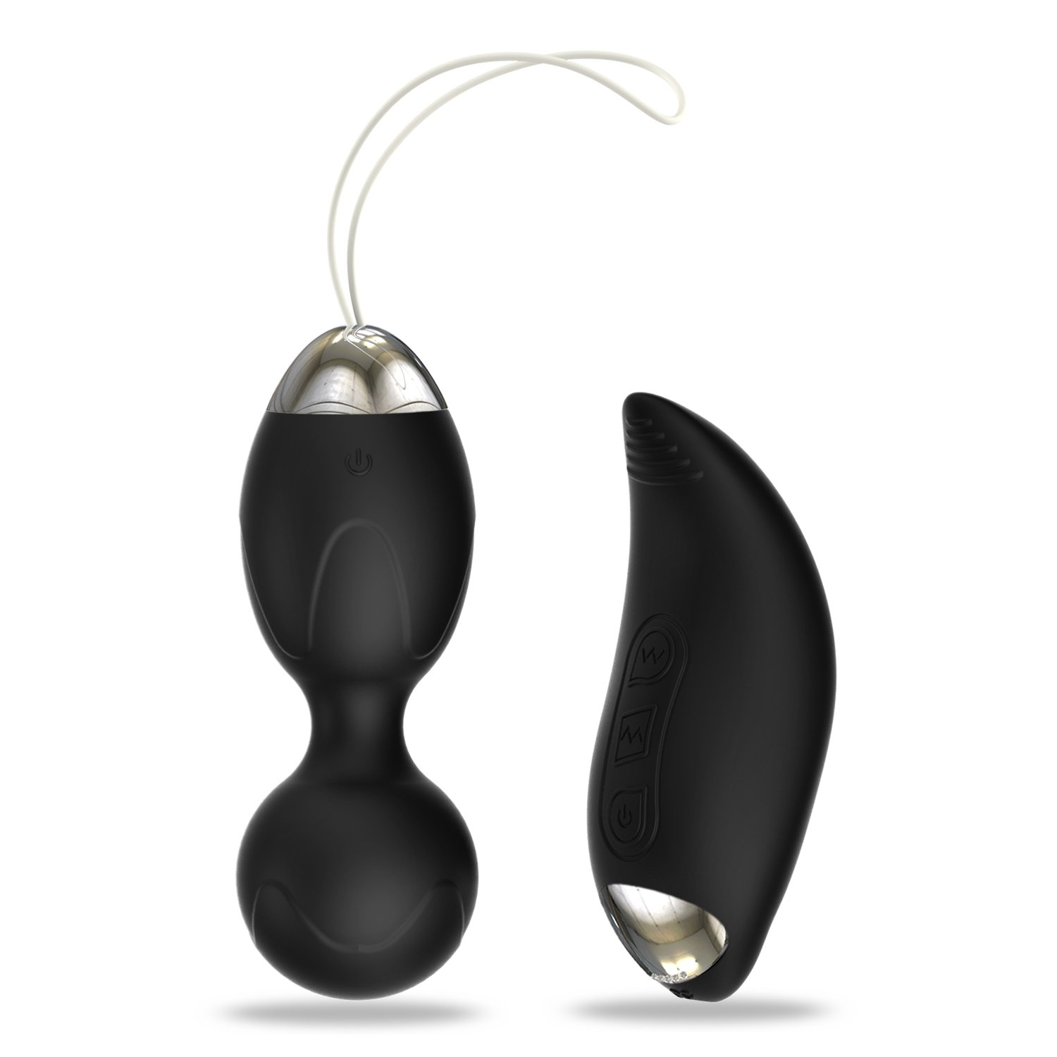 Wireless Remote Control Electrical Vibrating Kegel Balls for Shrink and Massage Vagina Muscles Bullet Mini Vibrator Egg -Best Adult Sex Toys for Women, USB Rechargeable 10 Frequency for Couples