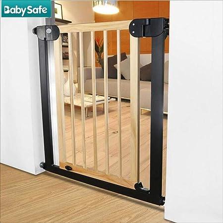 ZSJRL Puerta de Seguridad para niños, barandilla de la Escalera, Cerca para bebés, Cerca, barandilla de Aislamiento de la Puerta: Amazon.es: Hogar